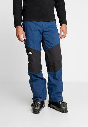 CHAVANNE PANT - Spodnie narciarskie - blue wing teal/black