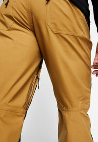 The North Face - UNI TRIED AND TRUE PANT - Zimní kalhoty - british khaki/black - 3