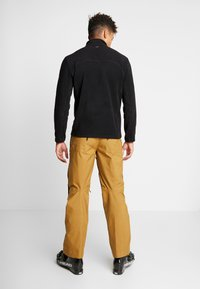 The North Face - UNI TRIED AND TRUE PANT - Zimní kalhoty - british khaki/black - 2