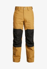 The North Face - UNI TRIED AND TRUE PANT - Zimní kalhoty - british khaki/black - 5