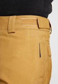 The North Face - UNI TRIED AND TRUE PANT - Zimní kalhoty - british khaki/black - 6