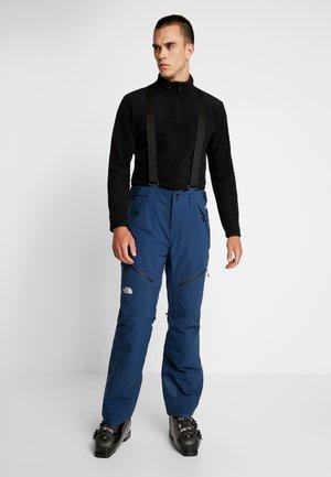 ANONYM PANT - Spodnie narciarskie - blue wing teal