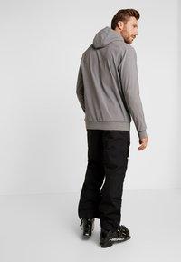 The North Face - SLASHBACK CARGO PANT - Skibroek - black - 2