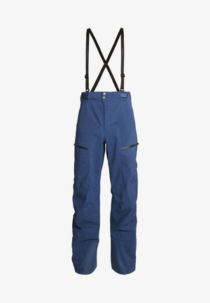 M FREETHINKER FutureLight™ PANT - Pantalón de nieve - blue wing teal