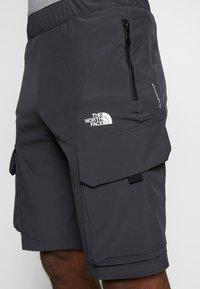 The North Face - MEN'S VARUNA CARGO SHORT - Outdoorové kraťasy - asphalt grey - 4