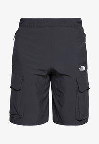 The North Face - MEN'S VARUNA CARGO SHORT - Outdoorové kraťasy - asphalt grey - 3