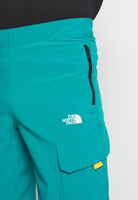 The North Face - MEN'S VARUNA CARGO SHORT - Outdoor shorts - fanfare green - 4