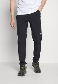 The North Face - MEN'S IMPENDOR TREK PANT - Friluftsbukser - black - 0