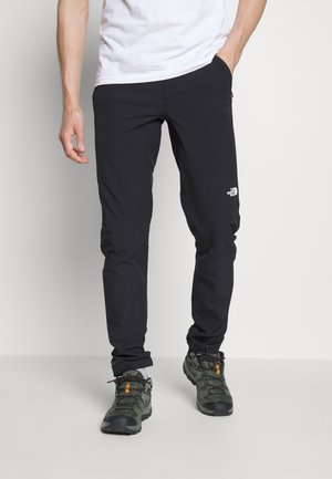 MEN'S IMPENDOR TREK PANT - Pantalones montañeros largos - black