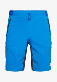 The North Face - MENS IMPENDOR ALPINE SHORT - Friluftsshorts - clear lake blue/blue wing teal - 5