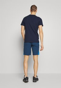 The North Face - MENS IMPENDOR ALPINE SHORT - Friluftsshorts - clear lake blue/blue wing teal - 2
