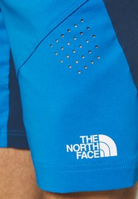 The North Face - MENS IMPENDOR ALPINE SHORT - Friluftsshorts - clear lake blue/blue wing teal - 4