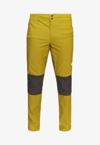 The North Face - MEN'S CLIMB PANT - Trousers - fir green/black - 3