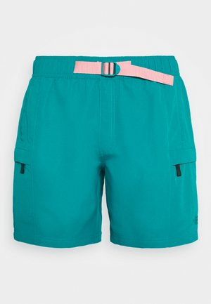 MENS CLASS BELTED TRUNK - Shorts outdoor - fanfare green