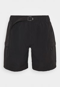 The North Face - MENS CLASS BELTED TRUNK - Friluftsshorts - black - 4