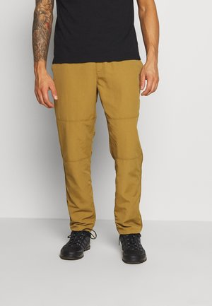 CLASS PANT - Spodnie materiałowe - british khaki