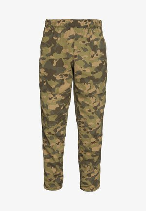 CLASS PANT - Trousers - burnt olive