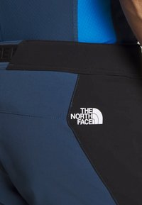 The North Face - MEN'S DIABLO II PANT - Friluftsbukser - blue wing teal/black - 4