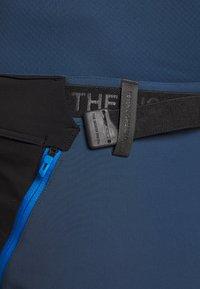 The North Face - MEN'S DIABLO II PANT - Friluftsbukser - blue wing teal/black - 6