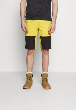 MEN'S CLIMB SHORT - Sports shorts - bamboo yellow/black