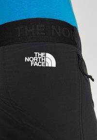 The North Face - MENS VARUNA PANT - Spodnie materiałowe - black - 6