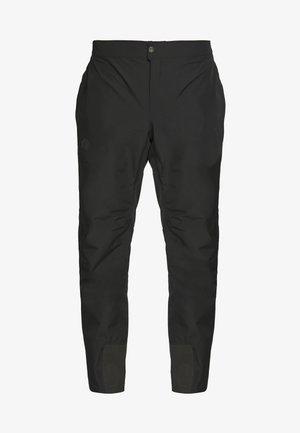 M DRYZZLE FUTURELIGHT FULL ZIP PANT - Pantaloni outdoor - black