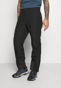 The North Face - M DRYZZLE FUTURELIGHT FULL ZIP PANT - Outdoor-Hose - black - 0
