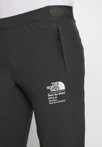The North Face - MEN'S GLACIER PANT - Tygbyxor - asphalt grey - 6