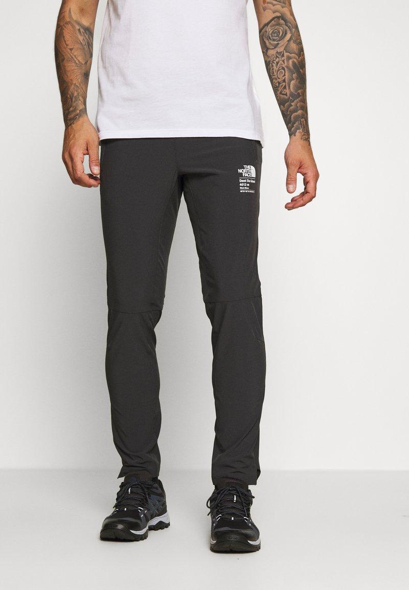 The North Face - MEN'S GLACIER PANT - Stoffhose - asphalt grey