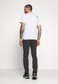 The North Face - MEN'S GLACIER PANT - Stoffhose - asphalt grey - 2