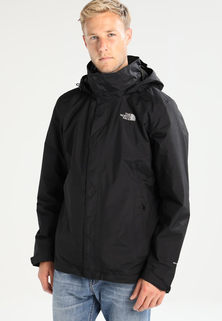 The North Face - EVOLUTION II TRICLIMATE 2-IN-1 - Chaqueta Hard shell - black