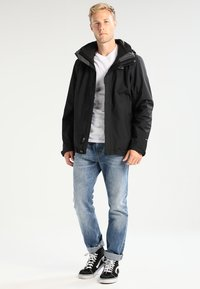 The North Face - EVOLUTION II TRICLIMATE 2-IN-1 - Chaqueta Hard shell - black - 1
