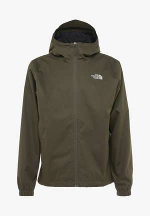 M QUEST - Outdoorjas - new taupe/green heather