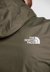 The North Face - M QUEST - Hardshellová bunda - new taupe/green heather - 6
