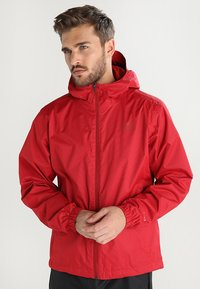 The North Face - MENS QUEST JACKET - Blouson - red heather - 0