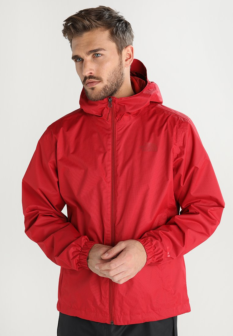 The North Face - MENS QUEST JACKET - Blouson - red heather