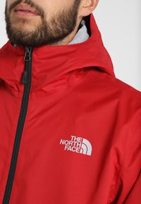 The North Face - MENS QUEST JACKET - Blouson - rage red/black - 4