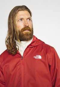 The North Face - MENS QUEST JACKET - Blouson - sunbaked red dark heather - 3