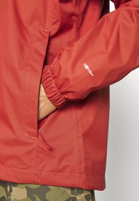 The North Face - MENS QUEST JACKET - Blouson - sunbaked red dark heather - 4