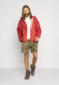 The North Face - MENS QUEST JACKET - Blouson - sunbaked red dark heather - 1