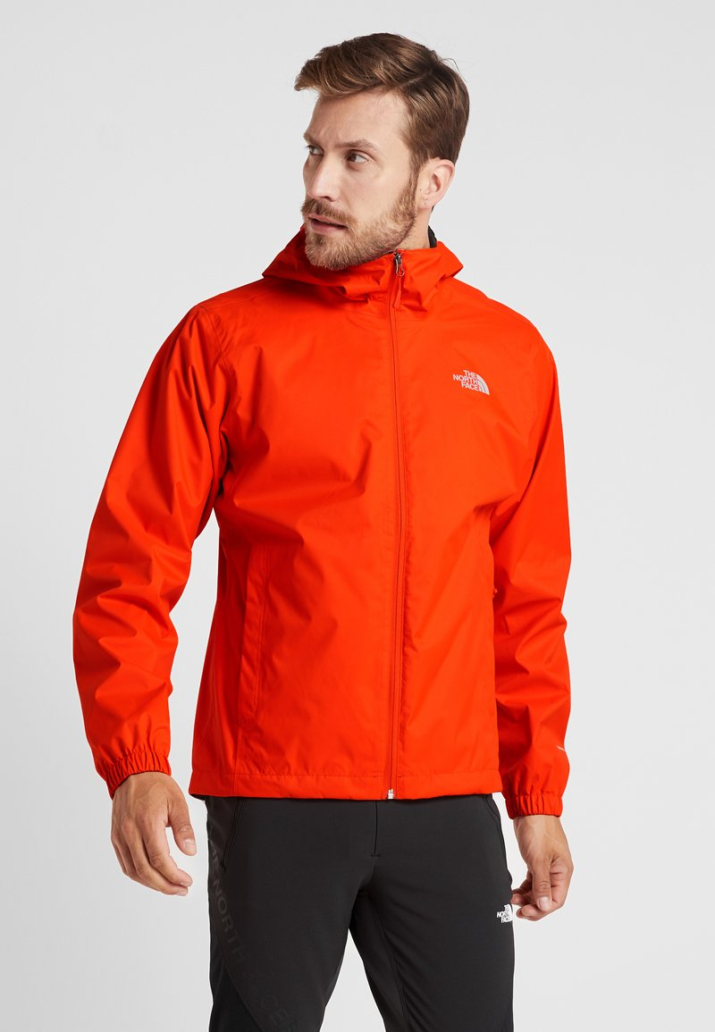 The North Face - M QUEST - Hardshell-jakke - orange