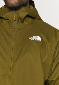 The North Face - MENS QUEST JACKET - Outdoorjas - fir green dark heather - 4