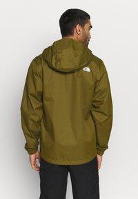 The North Face - MENS QUEST JACKET - Outdoorjas - fir green dark heather - 2