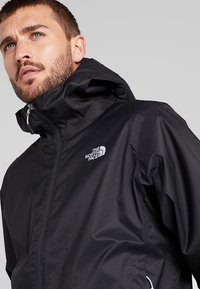 The North Face - MENS QUEST JACKET - Hardshell jacket - black - 3