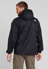 The North Face - MENS QUEST JACKET - Hardshell jacket - black - 2