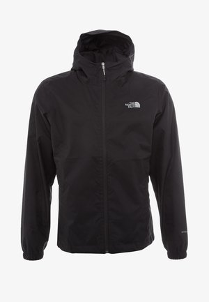 MENS QUEST JACKET - Kurtka Outdoor - black