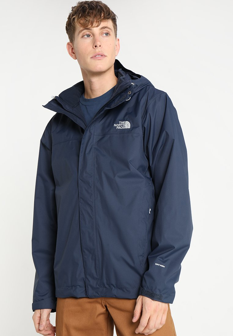 The North Face - CORDILLERA TRICLIMATE JACKET 2-IN-1 - Outdoorjas - urban navy/high rise grey