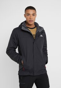 The North Face - CORDILLERA TRICLIMATE JACKET 2-IN-1 - Outdoorová bunda - black/grey - 4