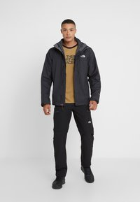 The North Face - CORDILLERA TRICLIMATE JACKET 2-IN-1 - Outdoorová bunda - black/grey - 1