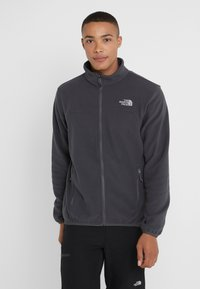 The North Face - CORDILLERA TRICLIMATE JACKET 2-IN-1 - Outdoorová bunda - black/grey - 3